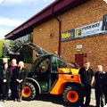 New Ausa T235H Telehandler delivered to Forkway